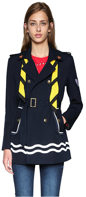 Desigual Palton de femei Abrig Morgan e 18SWEW83 5001 38