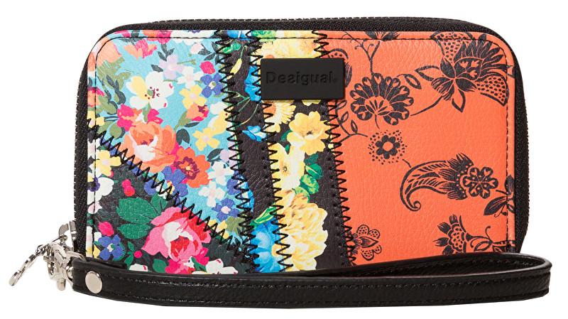 Desigual Wallet Mone Gipsy Mini Zip Ketchup 19SAYP24 3093