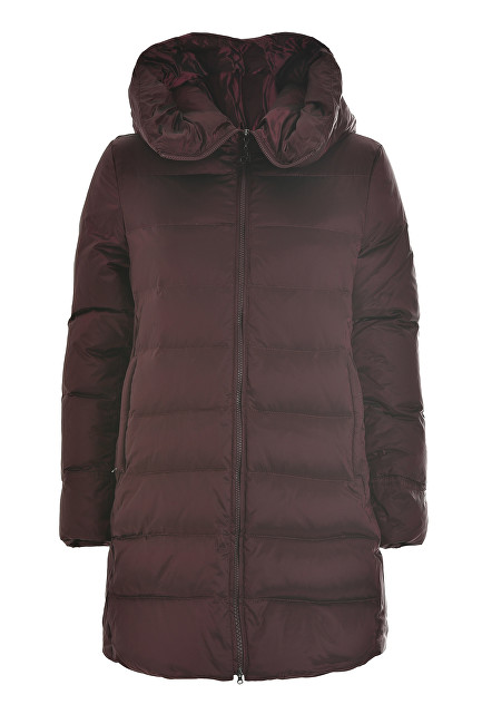 Deha Dámska bunda Long Down Jacket B64462 Marshala-Anthracite M