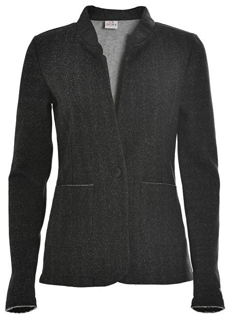 Deha Dámske sako Jacket D63050 Black M
