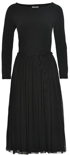 Deha Dámske šaty Dress B84000 Black L