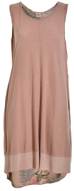 d03842d2458d Deha Dámske šaty Tee Dress B74232 Macaroon M
