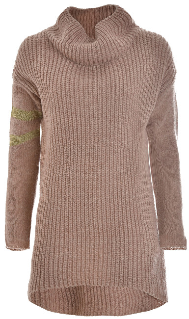 Deha Dámsky sveter Knitted Sweater B64420 Rose Dust S