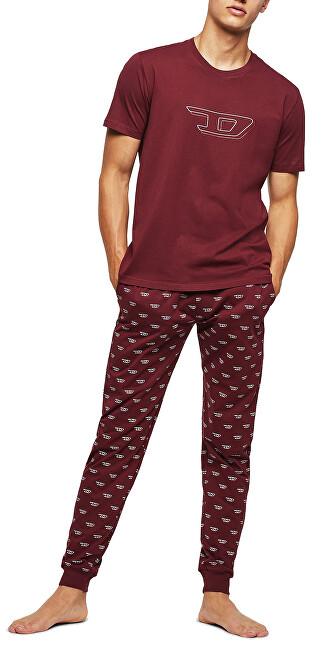 Diesel Pijama pentru bărbați UMSET-Jake- Julio Pigiama 00SGXE-0TAWW -42M M