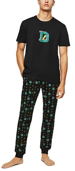 Diesel Pijamale pentru bărbați UMSET-Jake- Julio Pigiama 00SGXE-0WAVV-900 XL