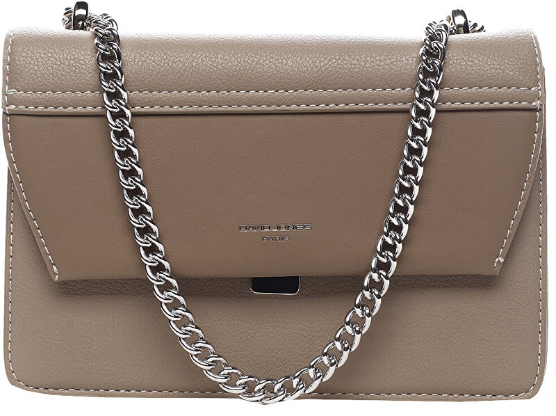 David Jones Dámska crossbody kabelka Light Camel 6221-1