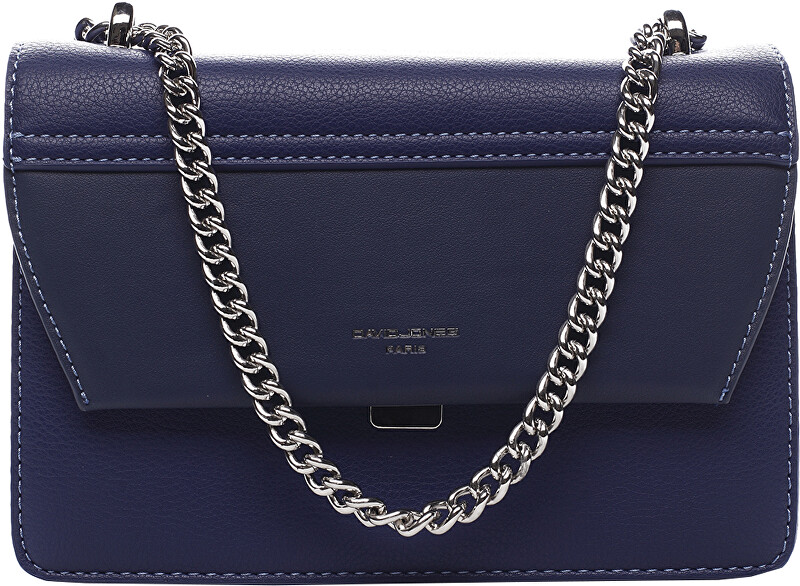 David Jones Dámska crossbody kabelka Blue 6221-1