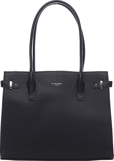 David Jones Dámska kabelka Black CM5602