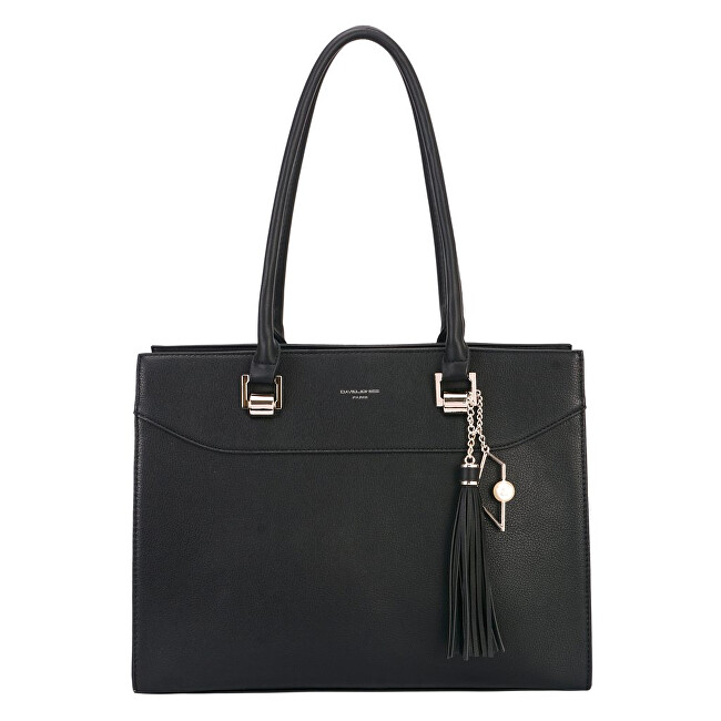 David Jones Dámska kabelka Black CM5705