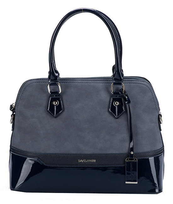 David Jones Dámska kabelka Dark Blue 5808-3
