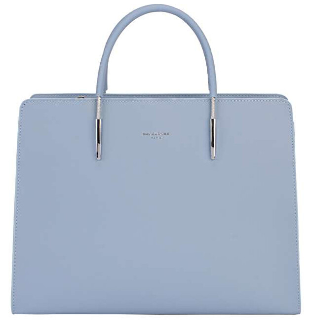 David Jones Dámska kabelka Pale blue CM5654