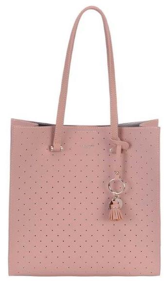 David Jones Dámská kabelka Pink 5902-2 c4148dce2a4