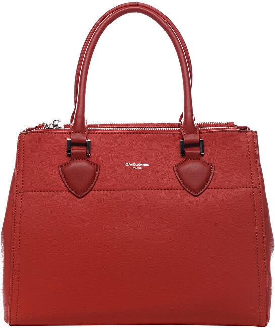 David Jones Dámska kabelka Red CM5606