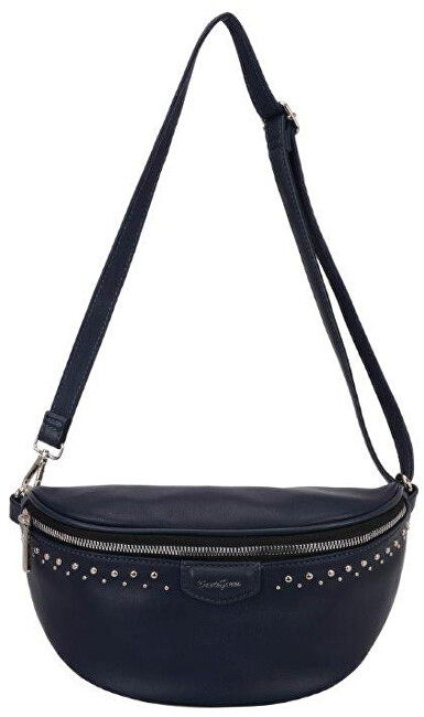 David Jones Dámská ledvinka Dark Blue CM5379