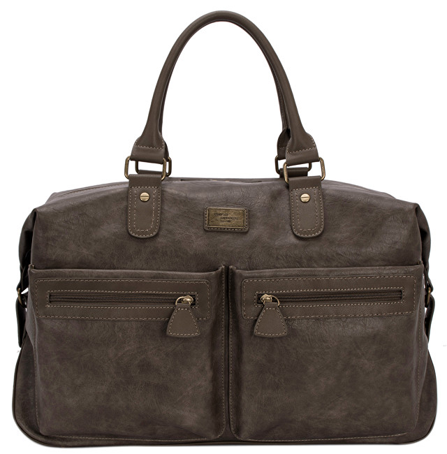 David Jones Dámska taška Dark Taupe CM3553