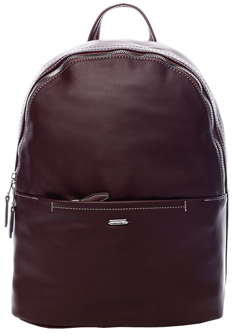 David Jones Dámský batoh Dark Bordeaux 61292