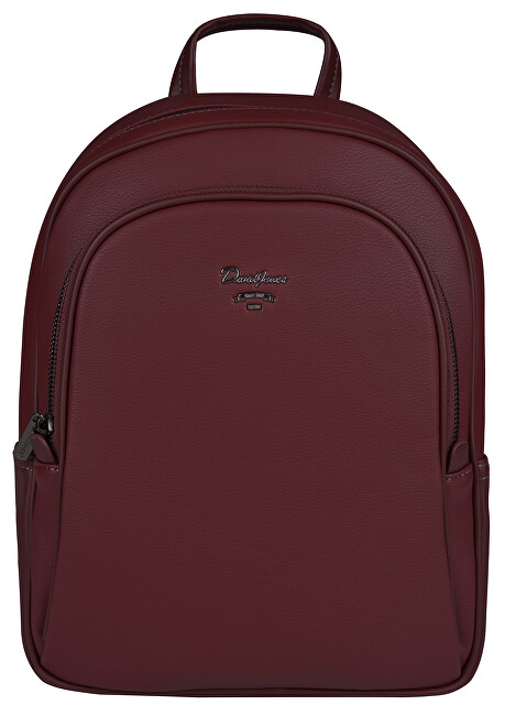 David Jones Dámský batoh Dark Bordeaux CM5323