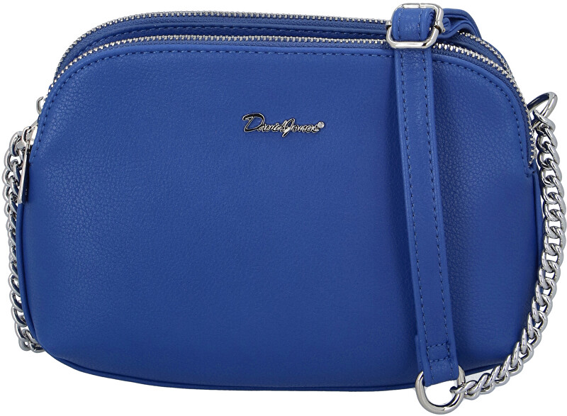 David Jones Dámská crossbody kabelka 65082 Electric Blue