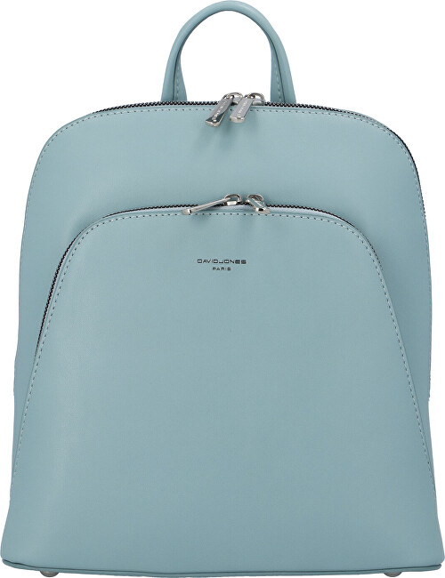 David Jones Dámský batoh CM6031 Light Blue