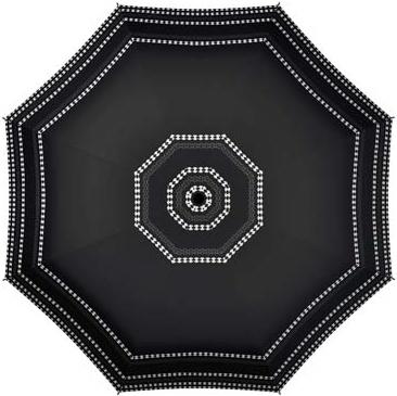 Doppler Dámský holový vystřelovací deštník Crossing Light Satin 714765C01