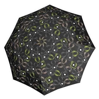 Doppler Dámský skládací automatický deštník Fiber Magic Sofia vícebarevná 7441465SA02