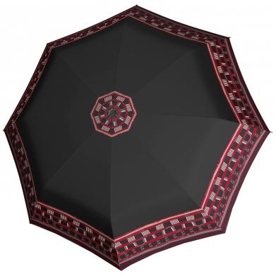 Doppler Dámský skládací plně automatický deštník Fiber Magic Graphics 7441465G2204