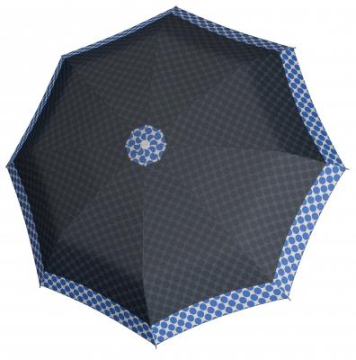 Doppler Dámský skládací plně automatický deštník Hit Magic Polka 7440265PA03