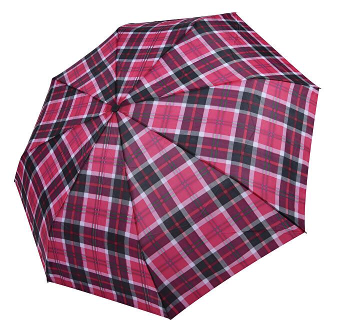 Doppler Dámsky skladací dáždnik Primo check karo 700027804