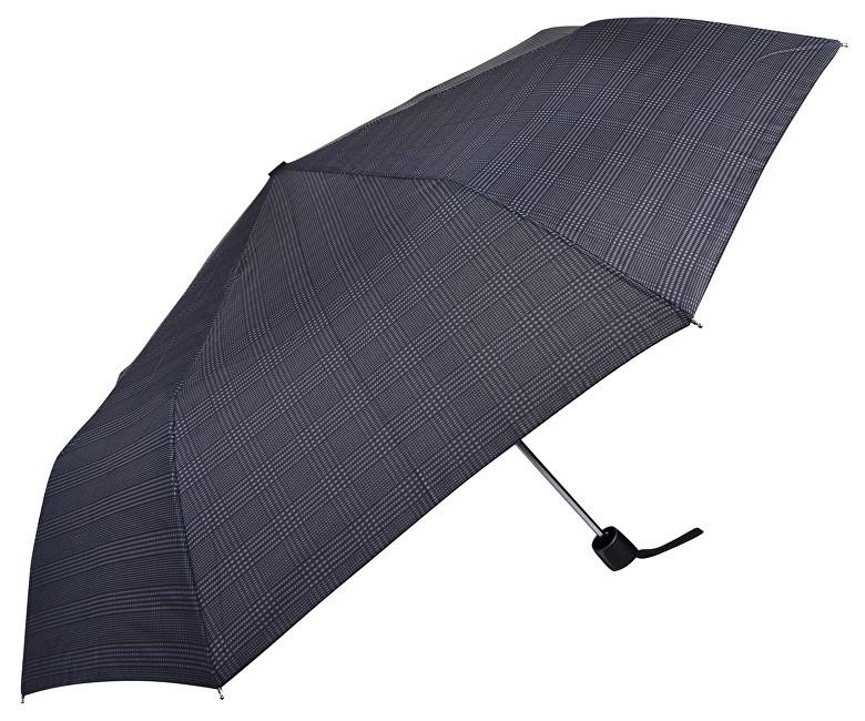 Doppler Mechanický deštník Mini Fiber 726467 káro
