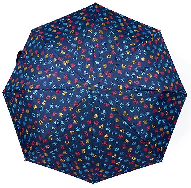 Doppler Skládací mechanický deštník Hit Mini Emotion 700165PE