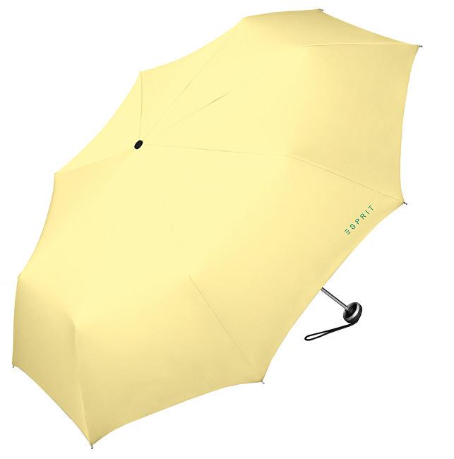 Esprit Dámský skládací deštník Mini Alu Light Lemonade