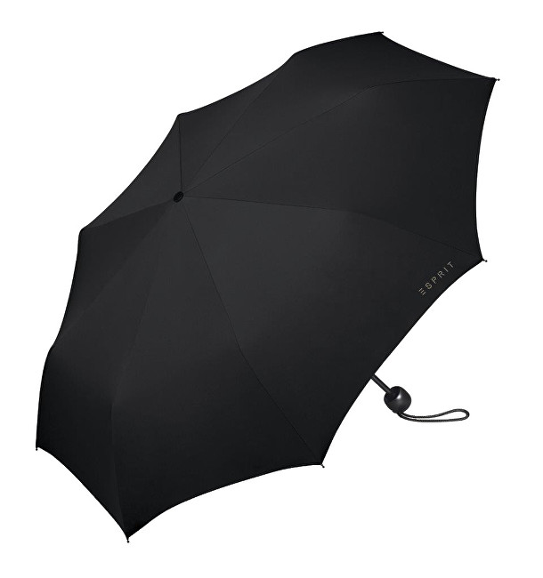 Esprit Dámský skládací deštník Mini Basic Black