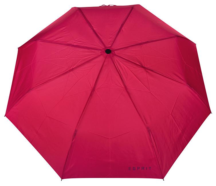 Esprit Dámský skládací deštník Mini Basic uni Bright rose