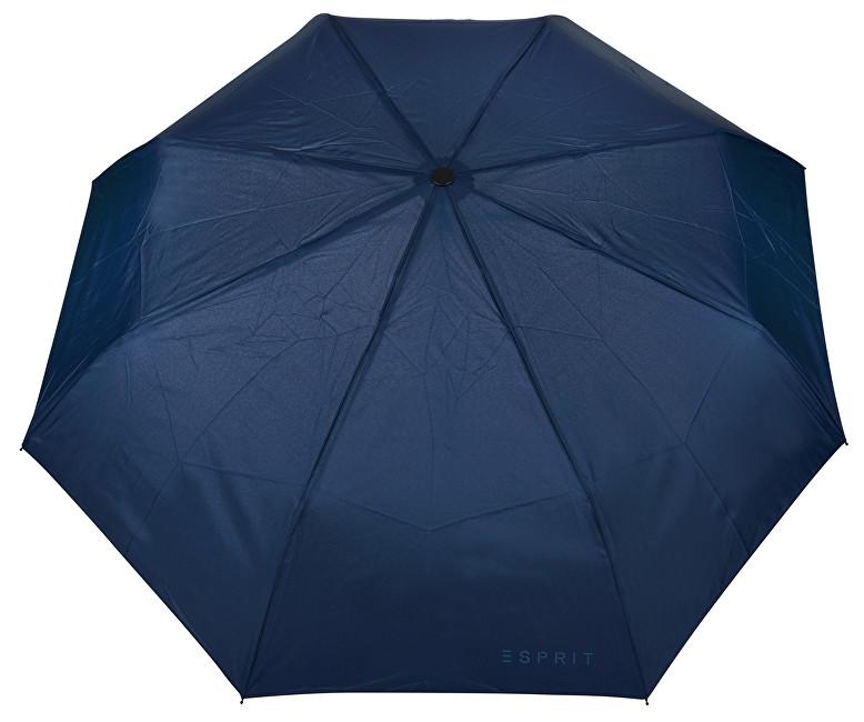 Esprit Dámský skládací deštník Mini Basic uni Sailor blue
