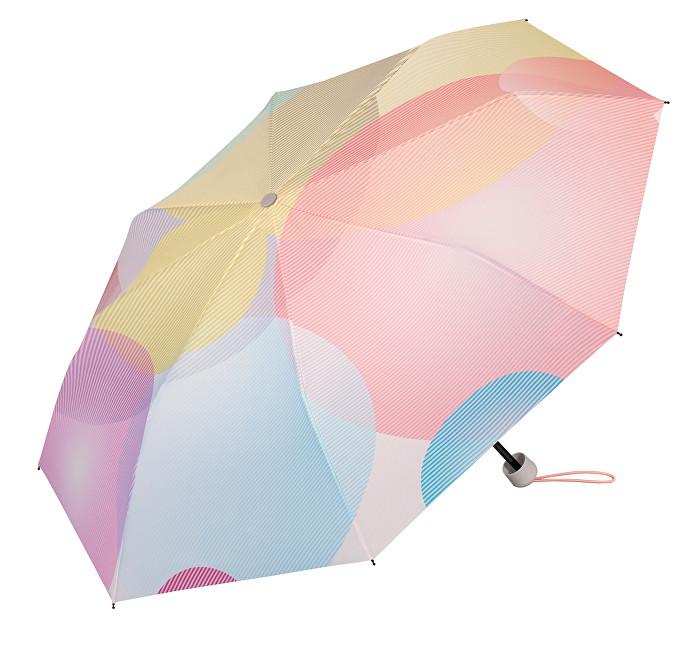 Esprit Dámský skládací deštník Super Mini Bubbles