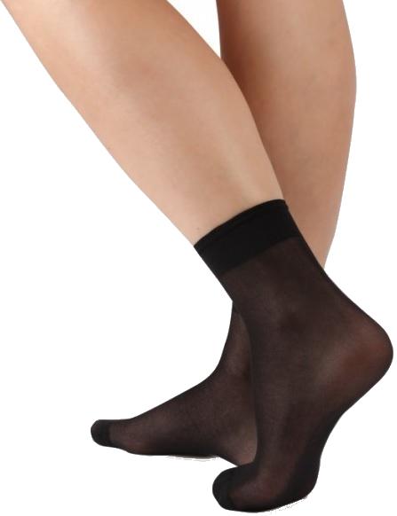 Evona Dámské ponožky Napolo 999 černé 5 pack 25-27 1c708c9e23