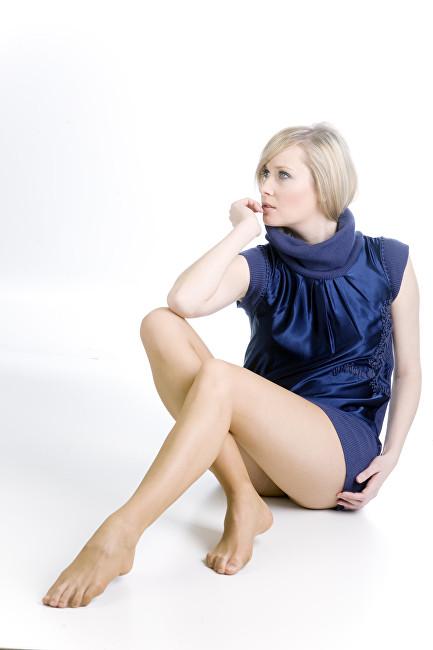 Evona Dámské punčochové kalhoty NILI tělová 1004 164-108