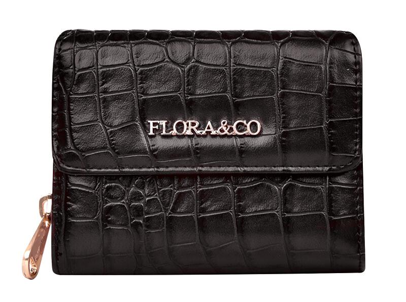 FLORA & CO Női pénztárca X2703 Noir