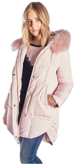 Fornarina Dámská zimní bunda Coline - Pink Jacket BI183F01N30166 L