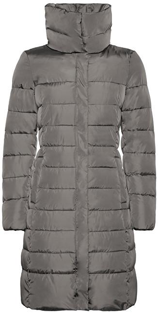 GEOX Doamnelor jacheta Airell Long Coat Cloudy Grey W8428G-T2512-F1479 38