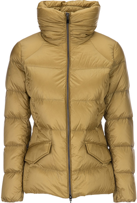 GEOX Jachetă pentru femei Woman Down Jacket Mustard Gold W7425L-T2412-F2086 36