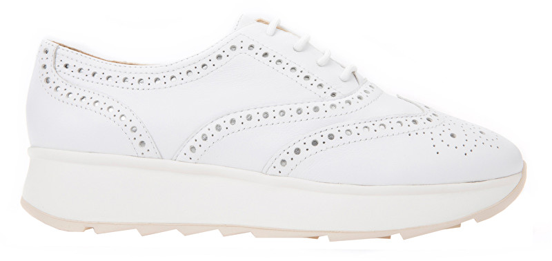 GEOX Dámská obuv Gendry A White D825TA-00085-C1000 39