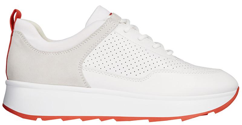 GEOX Dámske tenisky Gendry B White / Off White D925TB-08522-C1352 40