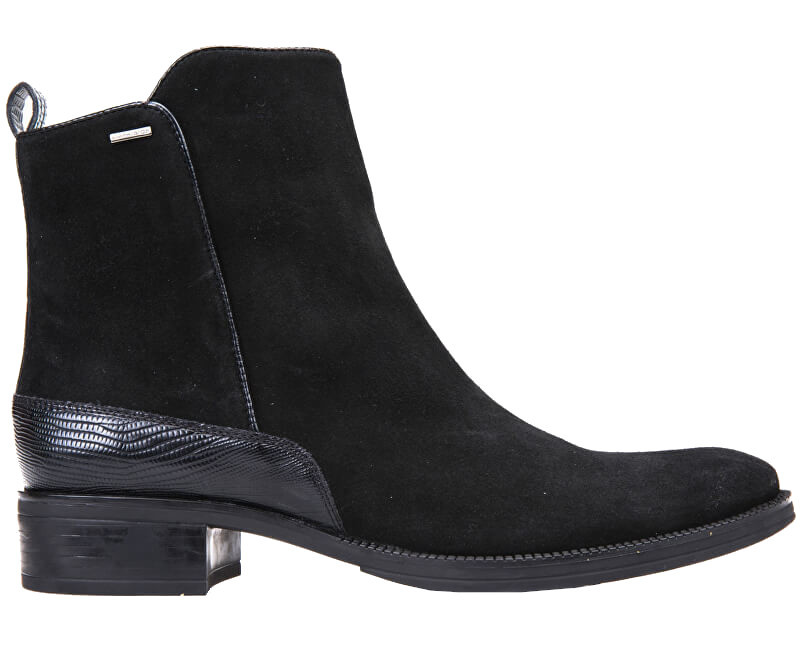 GEOX Dámske členkové topánky Mendi Np ABX Black D746SB-00022-C9999 40