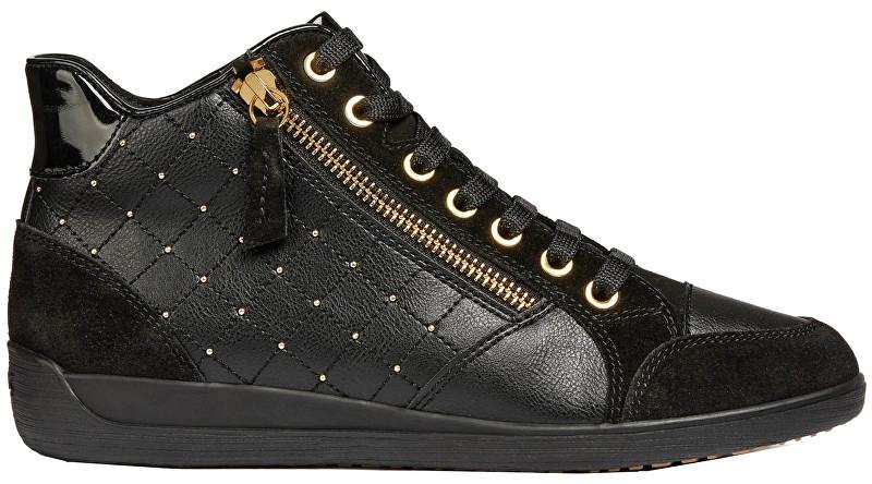 08522 Sneakers White Geoxd C1001 Myria B D8468b KJlTc3F1