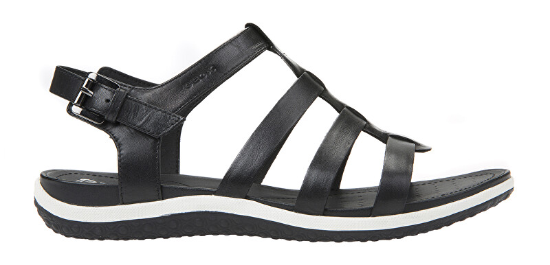 GEOX Dámske sandále D Sandal Vega Black D72R6A-00043-C9999 39