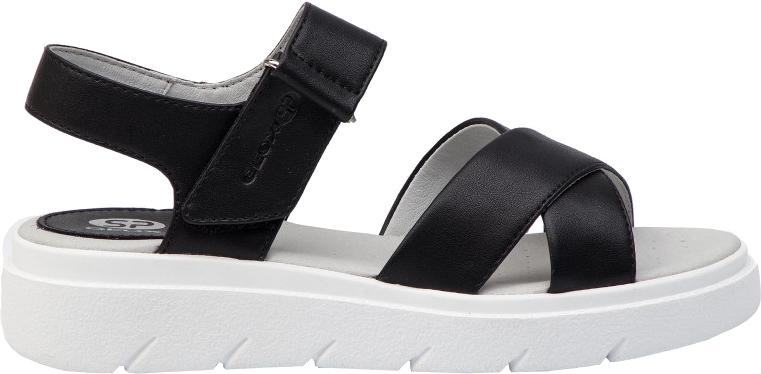 GEOX Dámske sandále D Tamas Black D02DLD-000BC-C9999 39