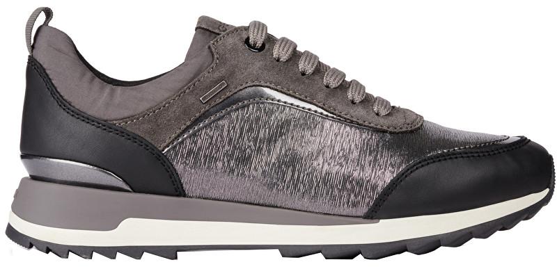 c886792ad GEOX Dámske členkové topánky Mendi Np ABX Black D746SB-00022-C9999 37