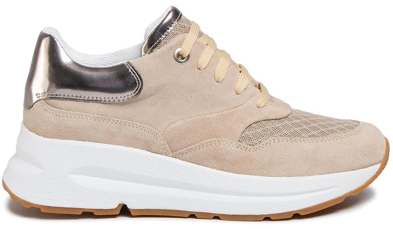 GEOX Női női cipők D Backsie Lt Taupe D02FLC-022GN-C6738 41