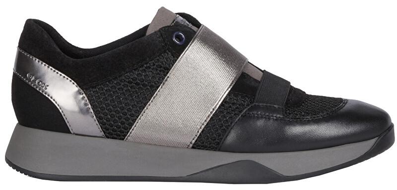 GEOX Adidasi pentru femei D Suzzie Black D94FRD-08822-C9999 39